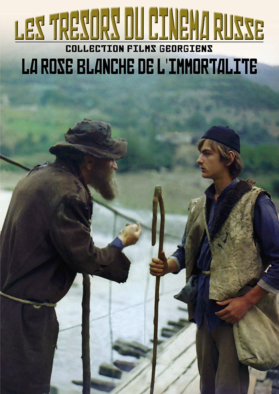 Rose blanche de l'immortalite (la) - dvd