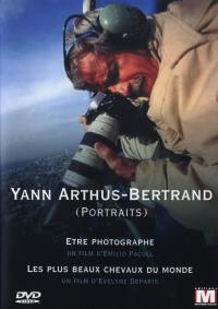 Yann arthus bertrand - etre photographe + cheval - dvd