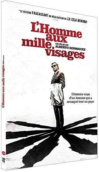 Homme aux 1000 visages (l') - dvd