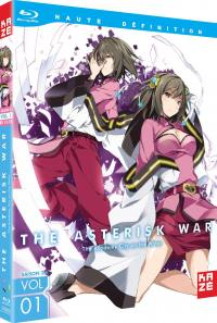 Asterisk war (the) - saison 2 - partie 1 sur 2 - blu-ray