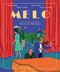 Melo - version restauree - blu-ray