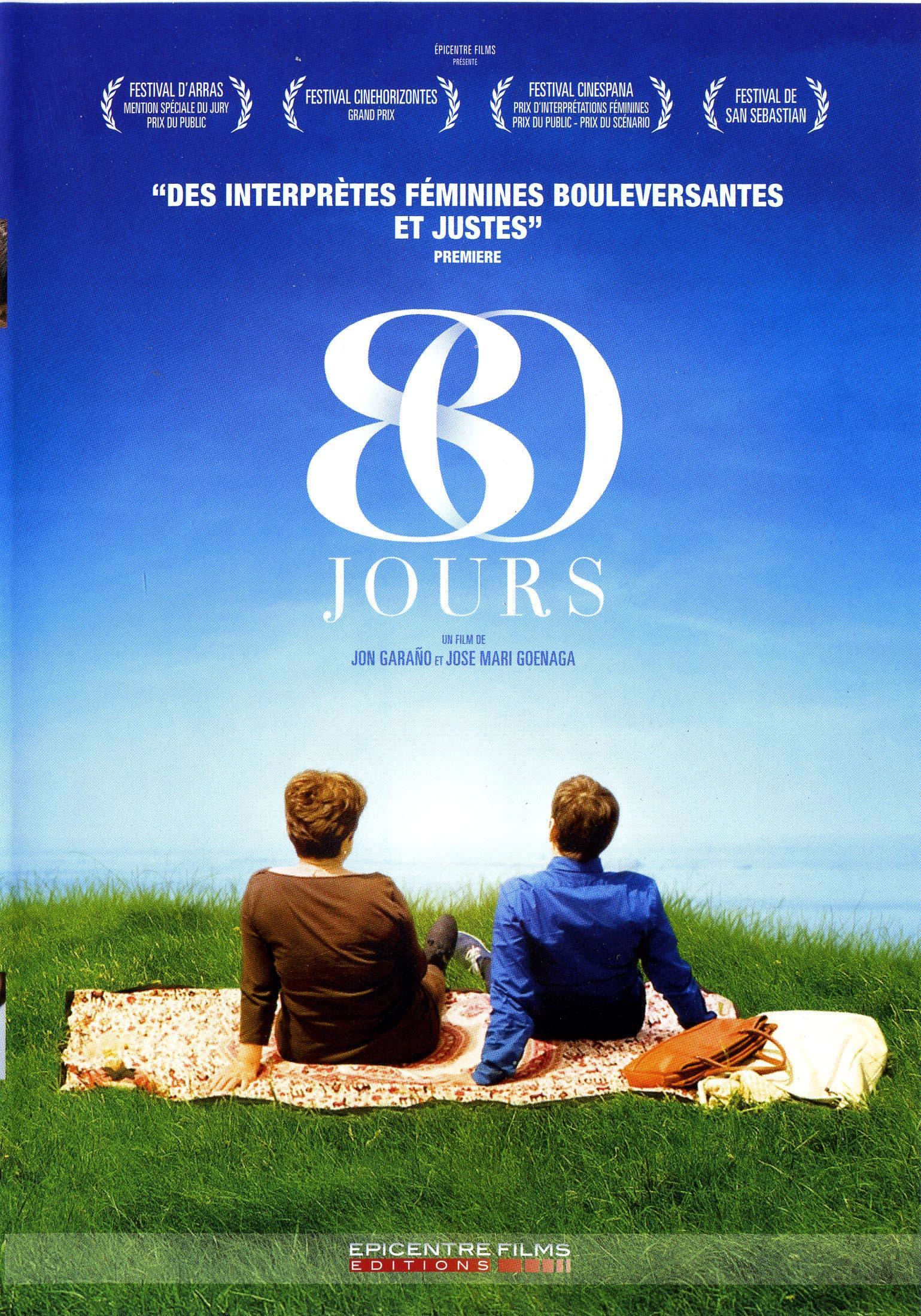 80 jours - dvd
