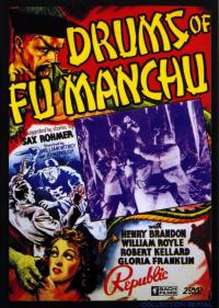 Les tambours de fu manchu-2dvd  collection serial