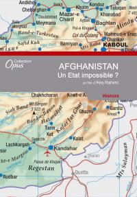 Afghanistan un etat impossible - dvd