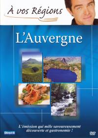 A vos regions : auvergne - dvd