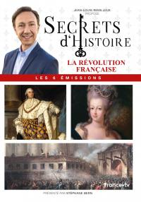 Secrets d'histoire - la revolution francaise - 3 dvd