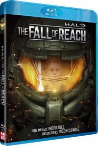 Halo - the fall of reach - le film - blu-ray