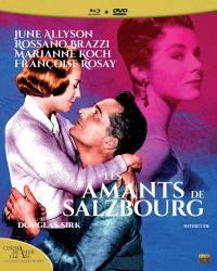 Amants de salzbourg (les) - combo dvd + blu-ray