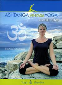 Coffret ashtanga vinyasa yoga 3 dvd