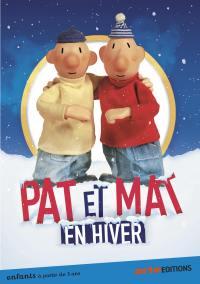 Pat et mat en hiver - dvd