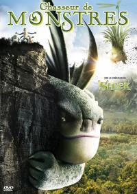 Chasseur de monstres - dvd