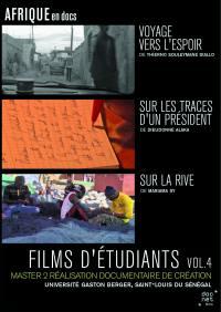 Films d'etudiants saint-louis du senegal v4 - dvd
