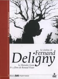 Cinema de f. deligny (le) - 3 dvd