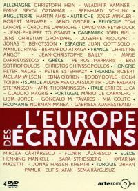 Europe des ecrivains (l') - 4 dvd