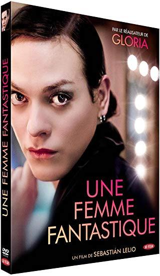 Une femme fantastique - dvd