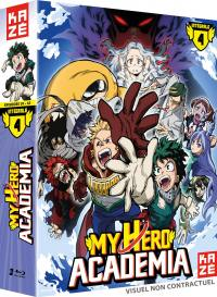 My hero academia - saison 4 - 4 blu-ray