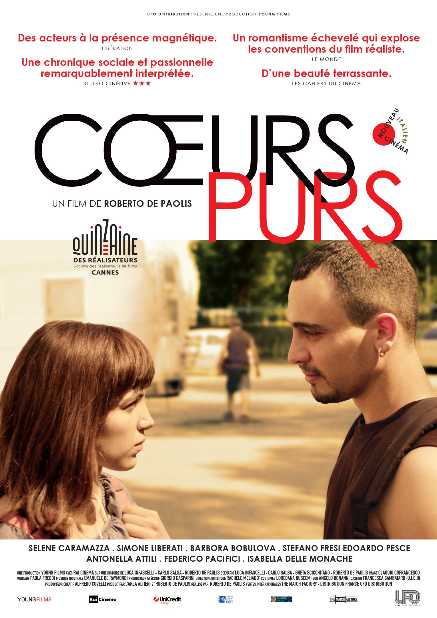 CŒurs purs - dvd