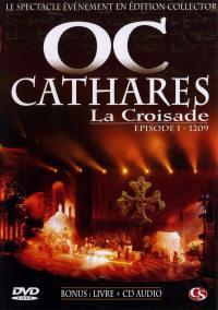 Cathares - oc cathares-croisade - dvd