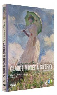 Claude monet a giverny - dvd