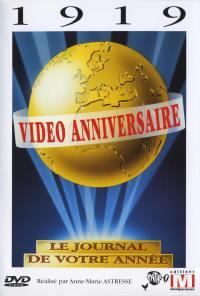 Video anniversaire 1919 - dvd