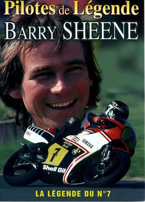Barry sheene - dvd