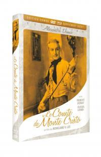 Comte de monte cristo (le) - combo dvd + blu-ray