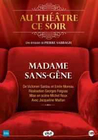 Madame sans gene - dvd