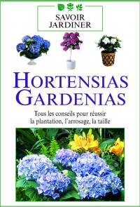 Hortensias gardenias - dvd
