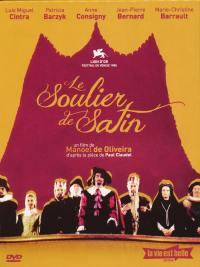 Le soulier de satin - dvd