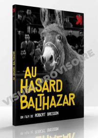 Au hasard balthazar - version restauree - dvd
