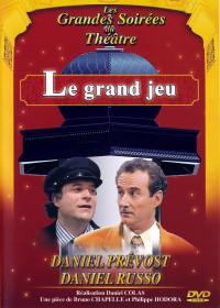 Le grand jeu - dvd