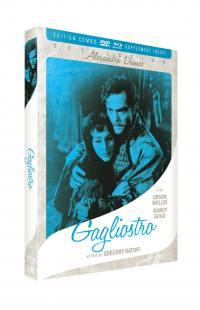 Cagliostro - combo dvd + blu-ray