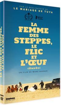 Femme des steppes, le flic et l'Œuf (la) - dvd