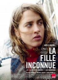 Fille inconnue - dvd