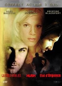 Coffret action - 3 dvd