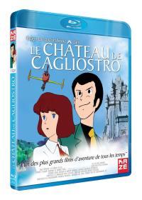 Chateau de cagliostro (le) - le film - blu-ray