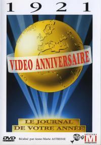 Video anniversaire 1921 - dvd
