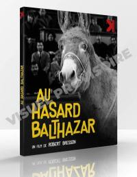 Au hasard balthazar - version restauree - blu-ray