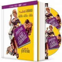 Journal d'une femme de chambre - combo dvd + blu-ray + livre