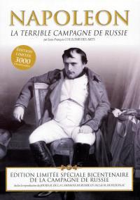 Napoleon : la terrible campagne de russie - dvd + liv