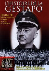 Iiieme reich - histoire de la gestapo - dvd
