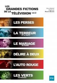 Coffret grandes fictions tv 2 - 6 dvd