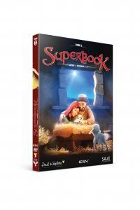 Superbook tome 3 - dvd