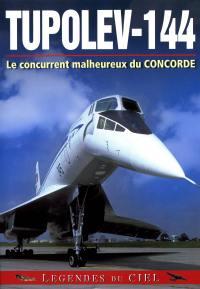 Tupolev-144 - dvd