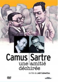 Camus sartre une amitie dechiree - dvd