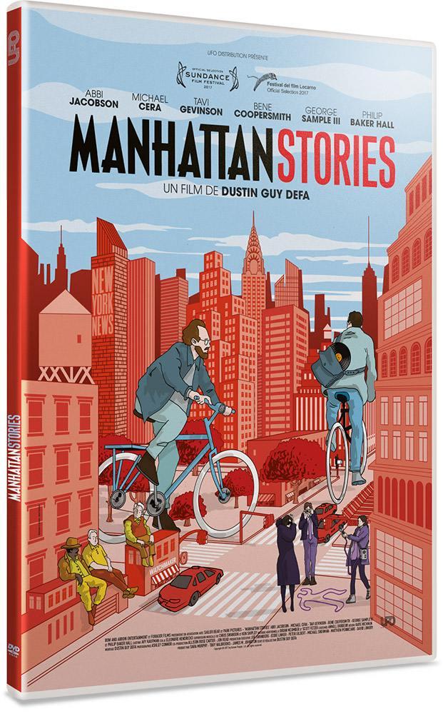 Manhattan stories - dvd