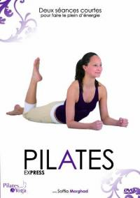 Pilates express - dvd