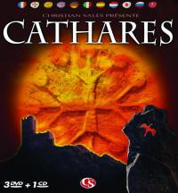Cathares - coffret cathares - 3 dvd + 1cd