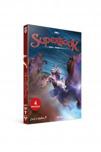Superbook tome 4 - dvd