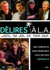 Delire a los angeles - dvd